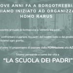Homo Rarus 2020 Sabato 4 luglio